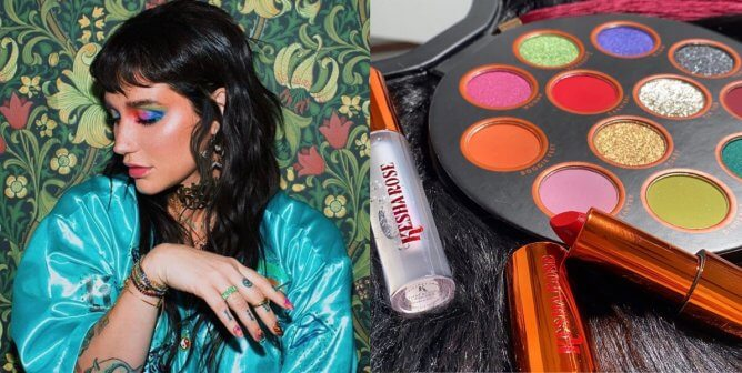 Beauty Without Bunnies Welcomes Kesha Rose Beauty to the Party