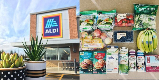 Here's Your Vegan Guide to Shopping at Aldi