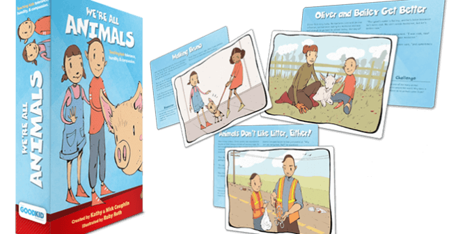 The Good Kid Project: Stories That Teach Compassion and Equality