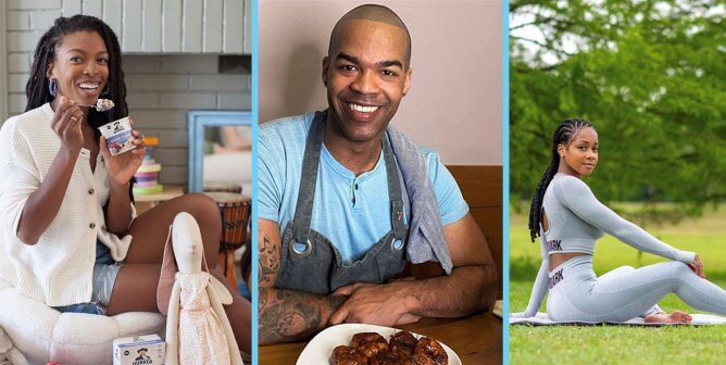 13 Black Vegan YouTubers Who Lead With Ambition