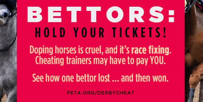 Bettors: Hold Your Tickets!