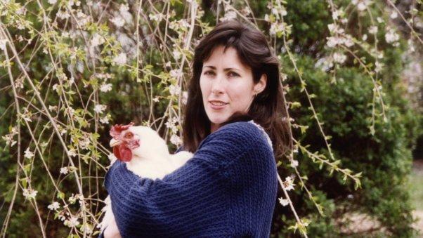 PETA staffer and animal advocate Jenny Woods