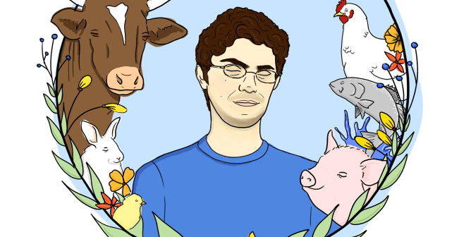 PETA Commemorates Beloved Activist Shimon Shuchat (1998–2020)
