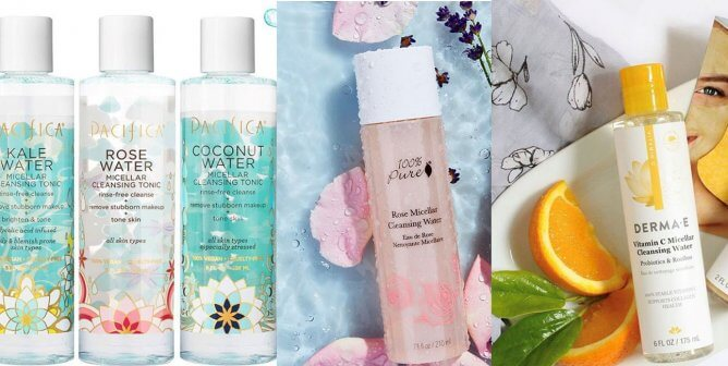 Cruelty-Free Micellar Waters for a Clean Complexion