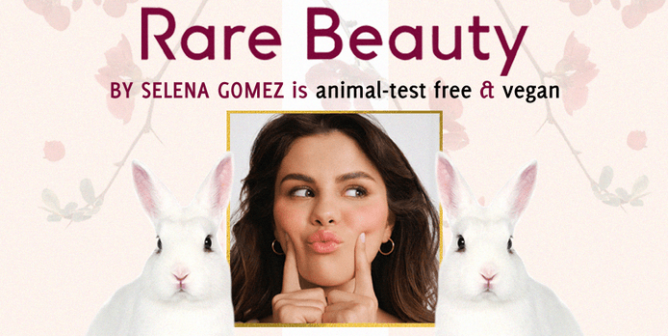 Selena Gomez Launches PETA-Approved Cruelty-Free Beauty Brand
