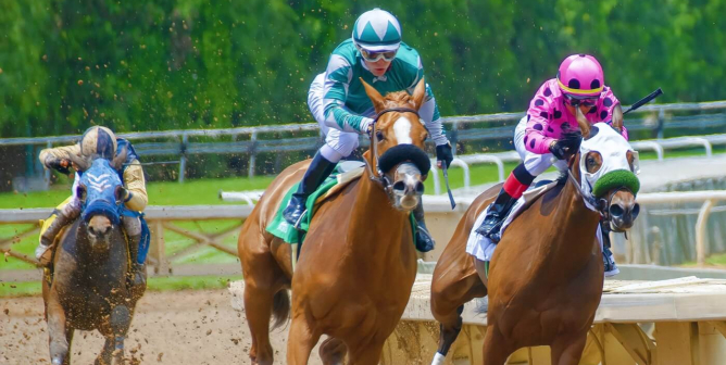 New Jersey Racing Commission Shows Up All Others, Passes Whipping Ban