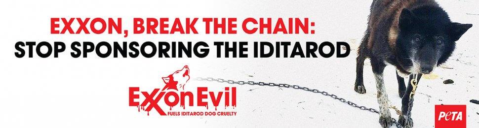 (VICTORY!) Exxon, Break The Chain: Stop Sponsoring The Iditarod