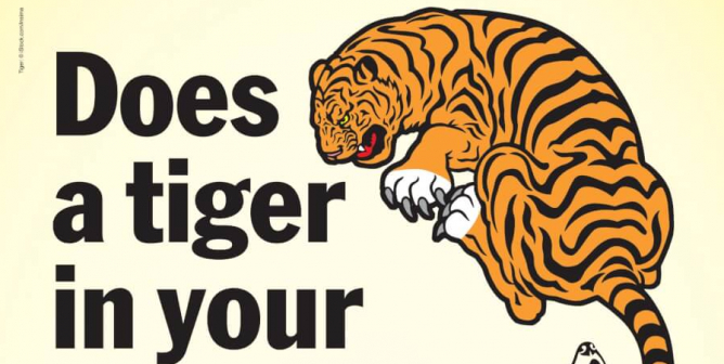 Does A Tiger In Your Tank Put A Dog In The Grave?