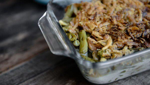 Green-Bean Casserole