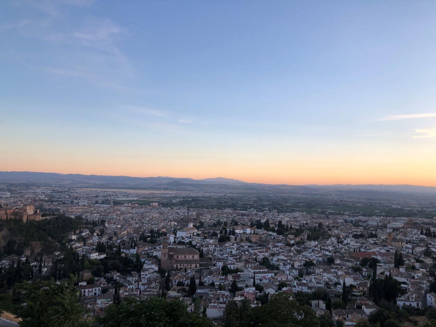 View in Granada