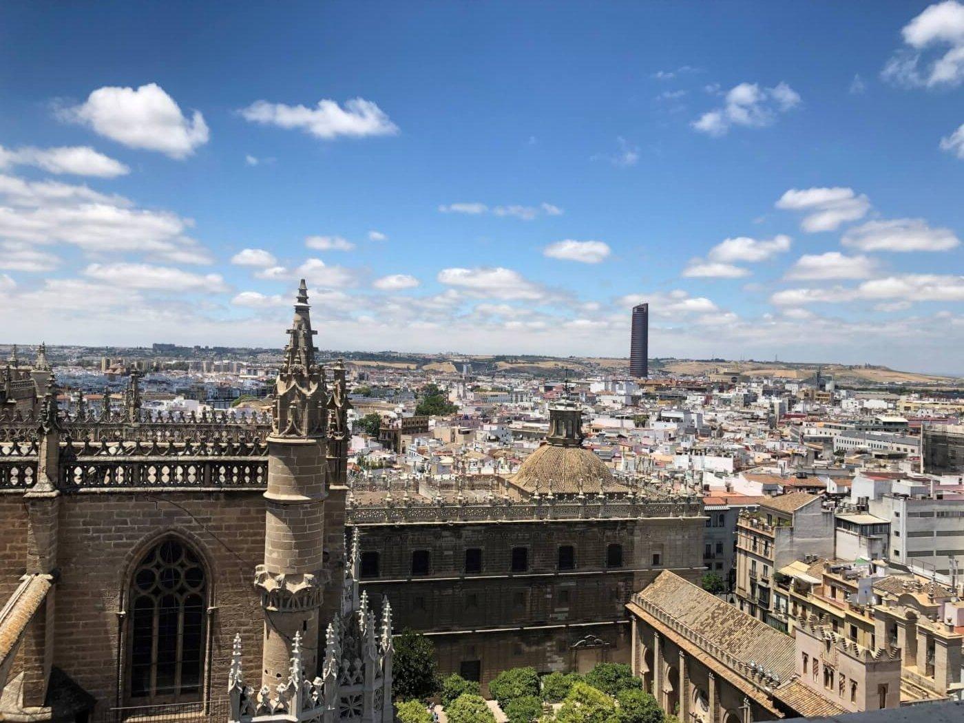 Spanish view