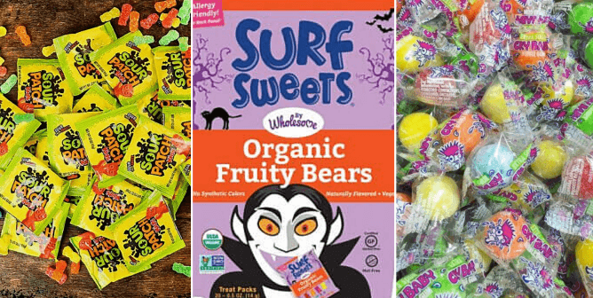 Vegan Candies to Try This Halloween