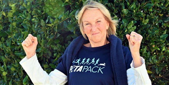 Take a Virtual Trip Down Memory Lane for Animals With Ingrid Newkirk