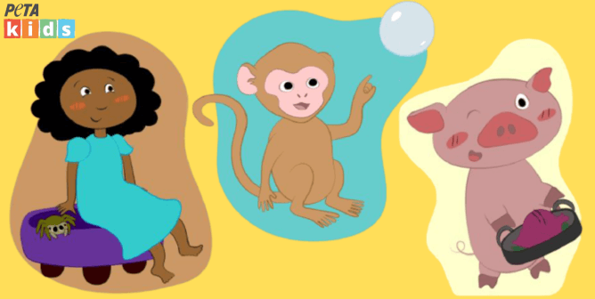 PETA Kids Gives Outdated Nursery Rhymes Animal-Friendly Updates