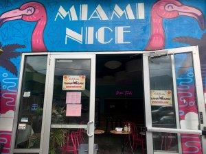Miami Nice ThanksVegan