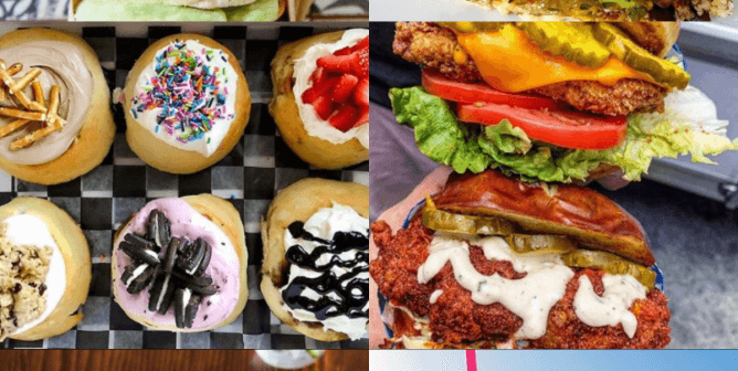 PETA Tells You Where to Order the Top Food Delivery Trends