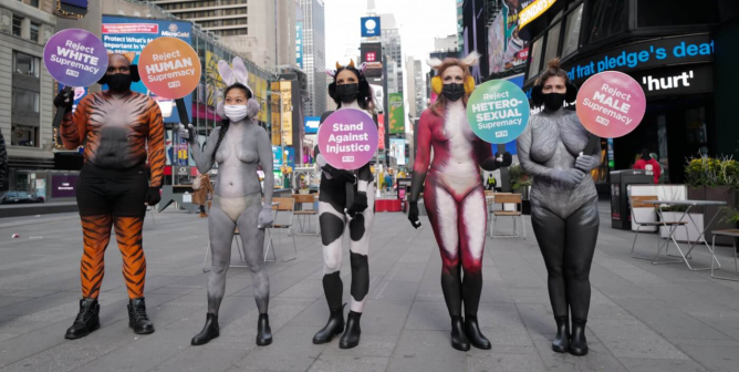 PETA: Speciesism Should Be Stamped Out Like All Other Forms of Supremacy