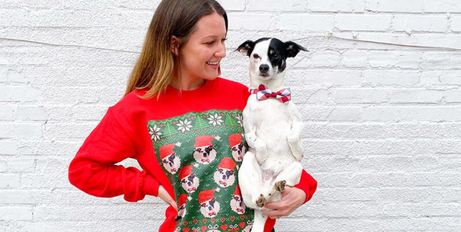 10 Ugly Christmas Sweaters That No Animal Had to Die For