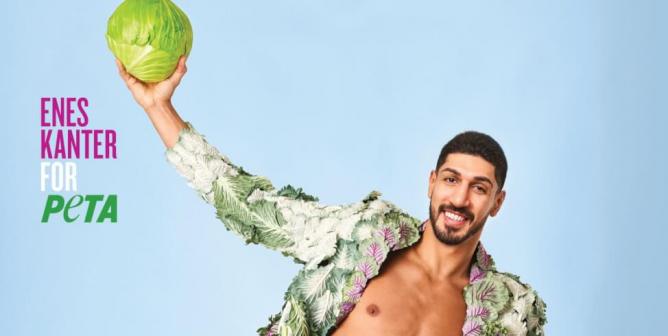 Enes Kanter: Give Vegan A Shot