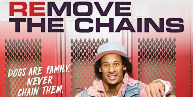 Robby Anderson: Remove The Chains