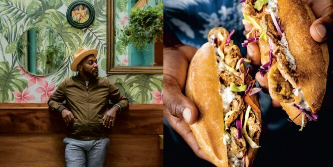 Bryant Terry's Recipe for Food Justice