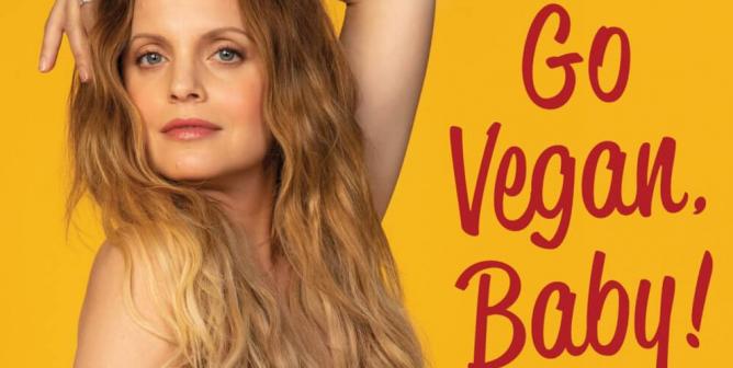Mena Suvari: Go Vegan, Baby!