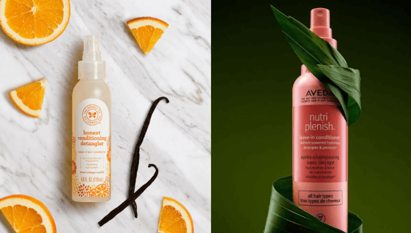 Dry, Tangled Hair? 'Knot' for Long With These Cruelty-Free Leave-Ins