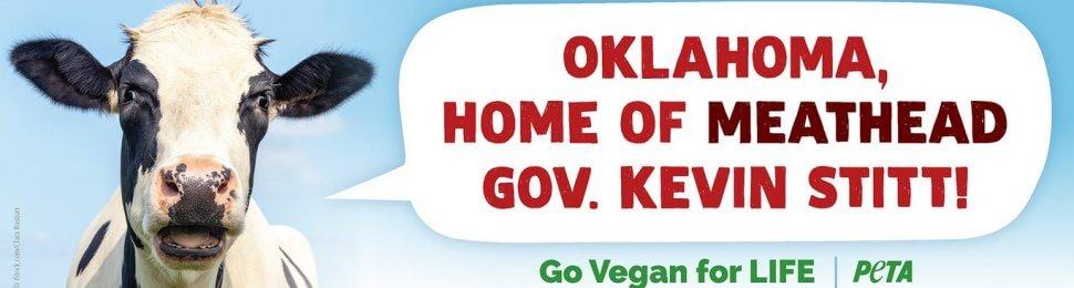 Oklahoma, Home Of Meathead Governor Kevin Stitt!