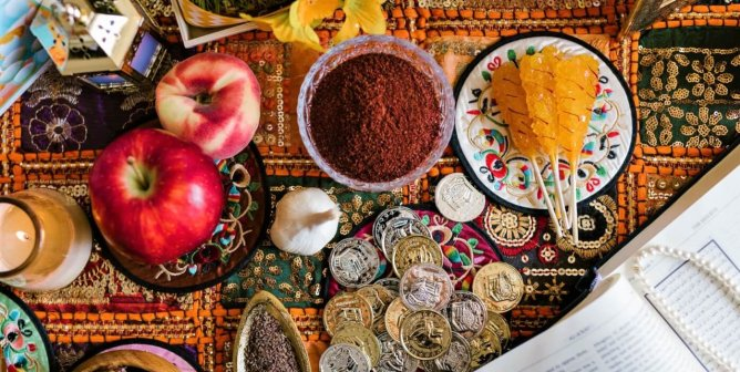 Celebrate Nowruz! Ring in the Persian New Year With These Vegan Recipes
