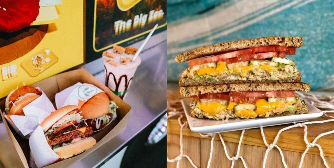 Vegan Fast Food Is Fabulous: Check Out These Chains