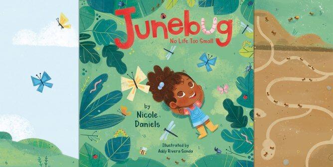 'Junebug: No Life Too Small' Virtual Read-Aloud