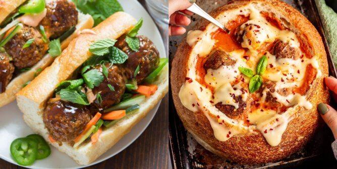 'Buono!' 13 Vegan Meatball Recipes for National Meatball Day