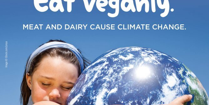 Think Globally. Eat Veganly.