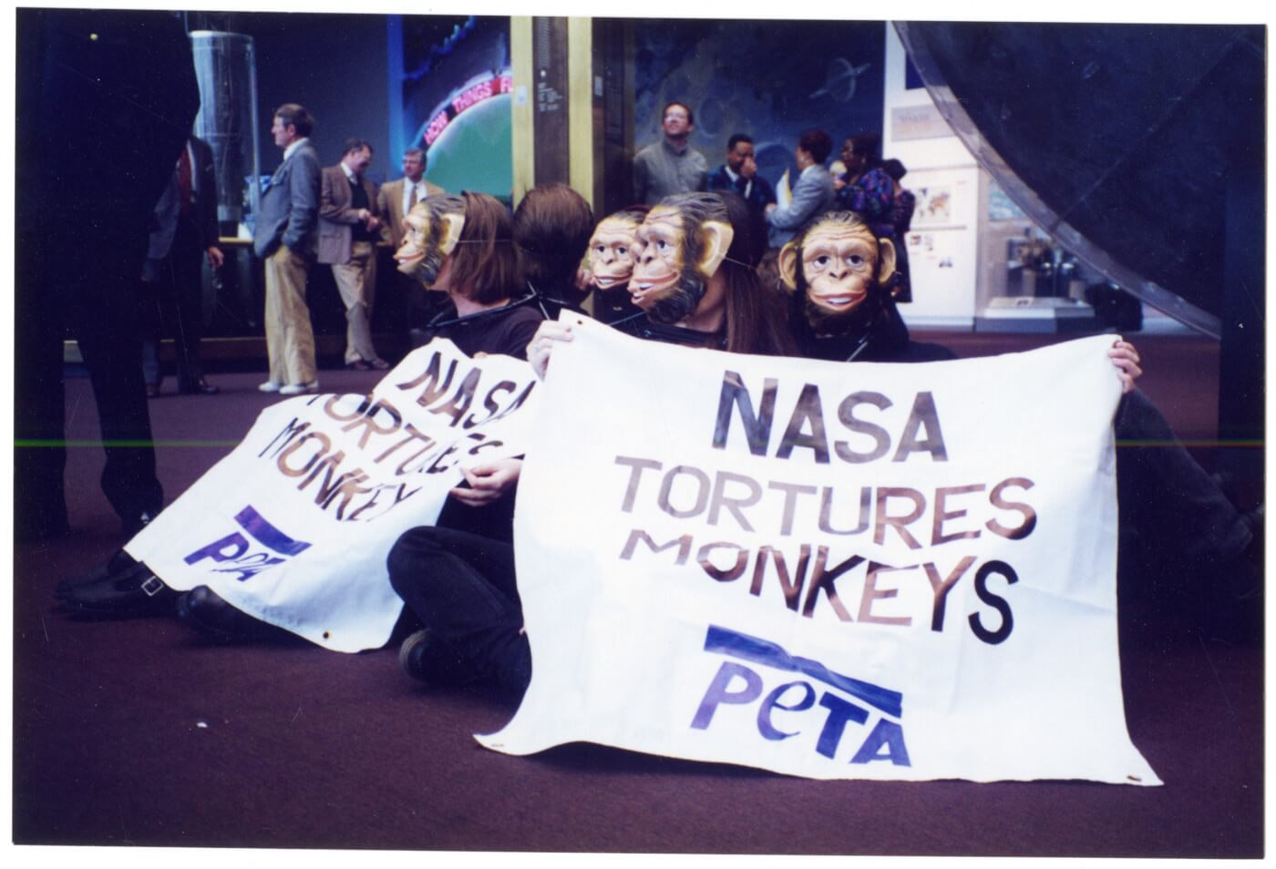 twisted animal experiments