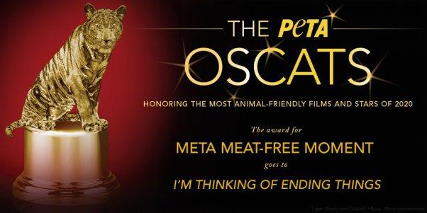 Im Thinking of Ending Things film earns Oscat award