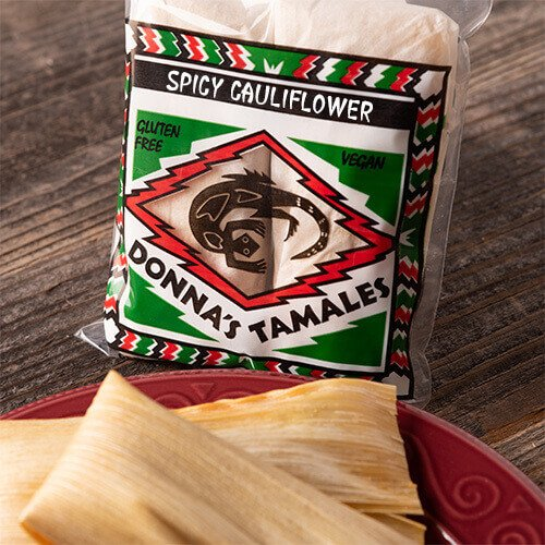 donna's vegan tamales