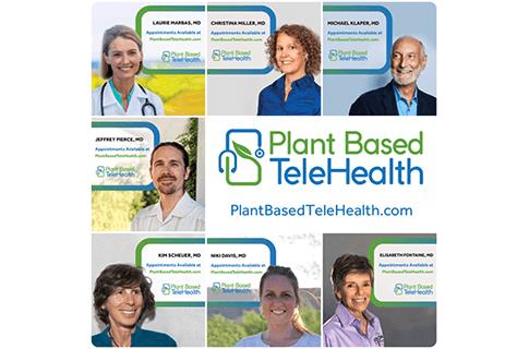 Plant Based Telehealth