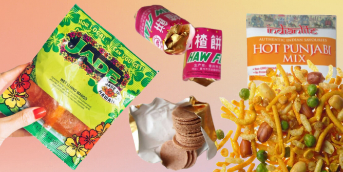 You Might Be Surprised to Learn That These Asian Snacks Are Vegan
