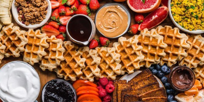 Treat Your Mom to an Extra-Special Vegan Mother's Day Brunch