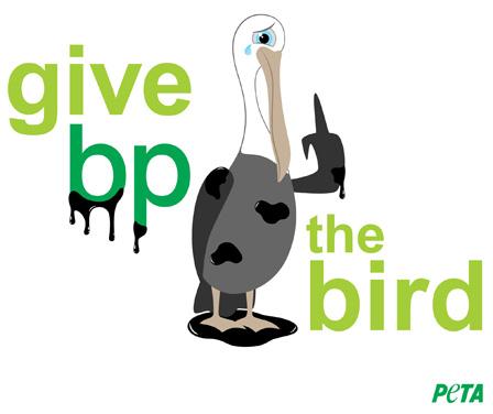 Give BP the Bird
