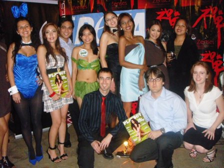 Playboy and PETA Asia-Pacific