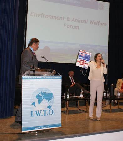 International Wool Textile Organisation Conference