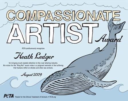 Compassionate Artist Award