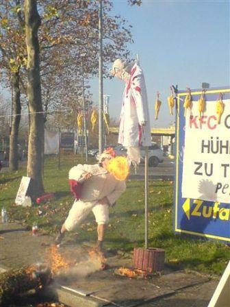 KFC protest Dusseldorf.JPG