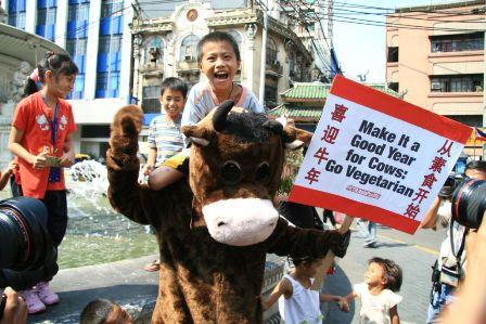 Demo in Manila