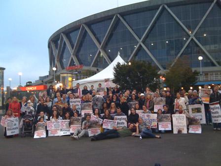 Oakland Ringing Demo
