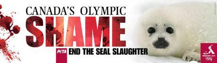 Olympic Shame Billboard
