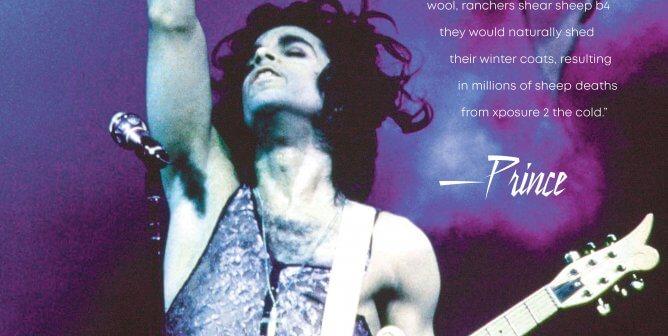 Prince: Please Use Vegan Knitwear