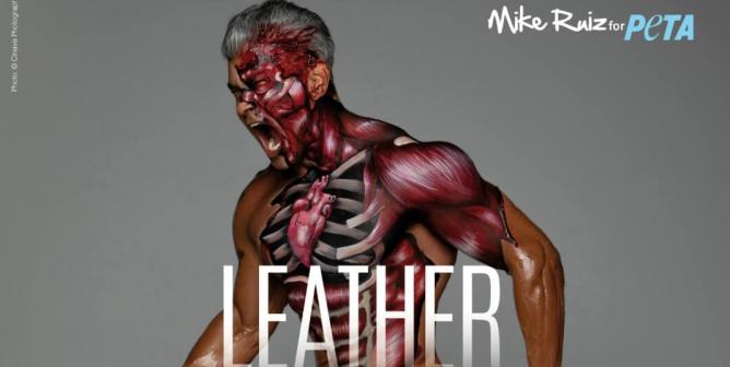 Mike Ruiz: Leather Is Someone's Skin