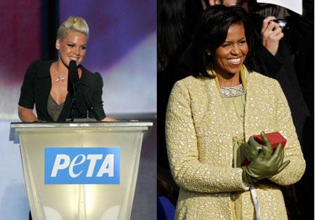 Pink/Michelle Obama